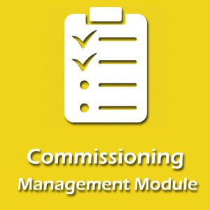 Commissioning Phase Management Module