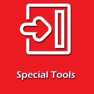 Project Special Tools